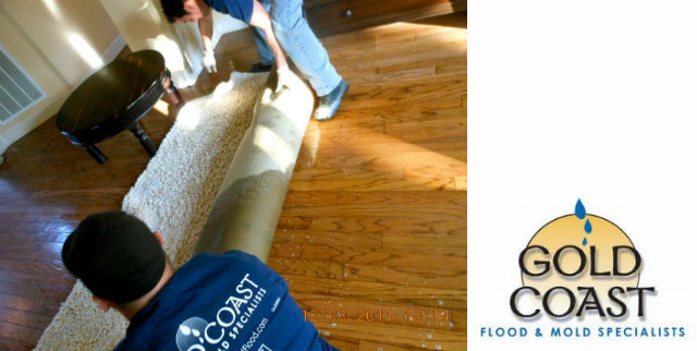 water damage restoration service in San Diego